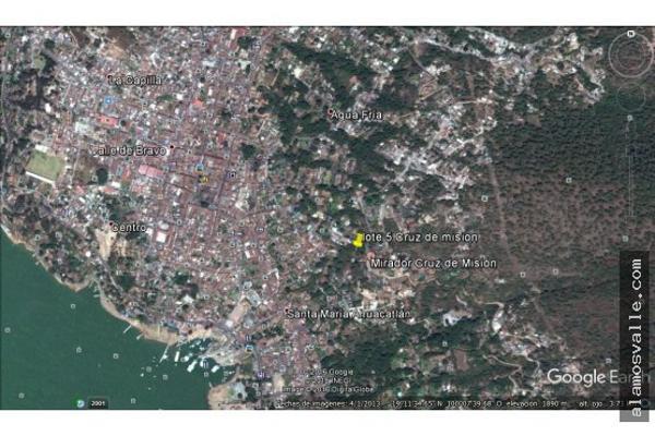 Foto de terreno habitacional en venta en  , valle de bravo, valle de bravo, méxico, 4640832 No. 14