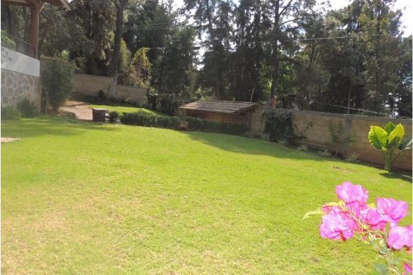 Foto de casa en renta en  , valle de bravo, valle de bravo, méxico, 5859749 No. 02