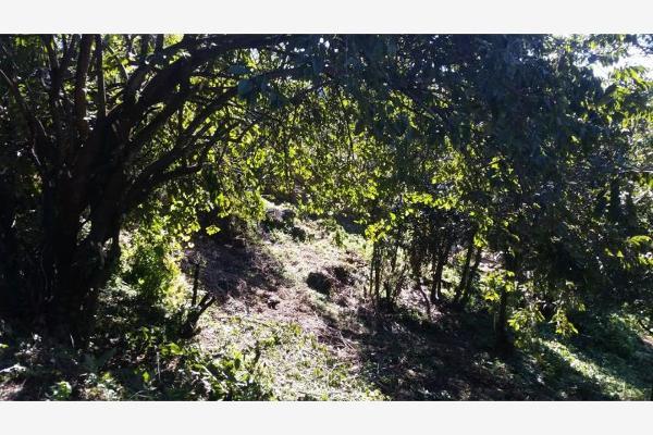 Foto de terreno habitacional en venta en  , rincón de estradas, valle de bravo, méxico, 6132306 No. 01