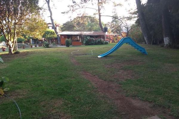 Foto de terreno habitacional en venta en  , valle de bravo, valle de bravo, méxico, 7913375 No. 01