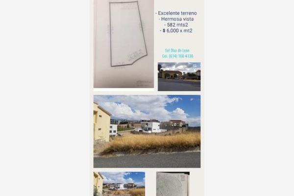 Foto de terreno habitacional en venta en valle de la herradura 4505, lomas del valle i y ii, chihuahua, chihuahua, 5896899 No. 02