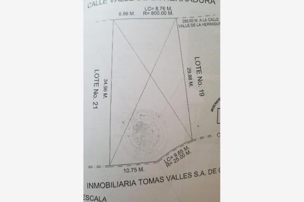Foto de terreno habitacional en venta en valle de la herradura 4505, lomas del valle i y ii, chihuahua, chihuahua, 5896899 No. 03