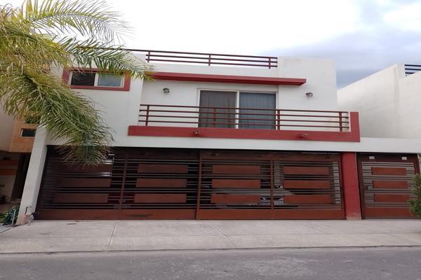 Foto de casa en renta en  , valle de la sierra, santa catarina, nuevo león, 20931758 No. 01