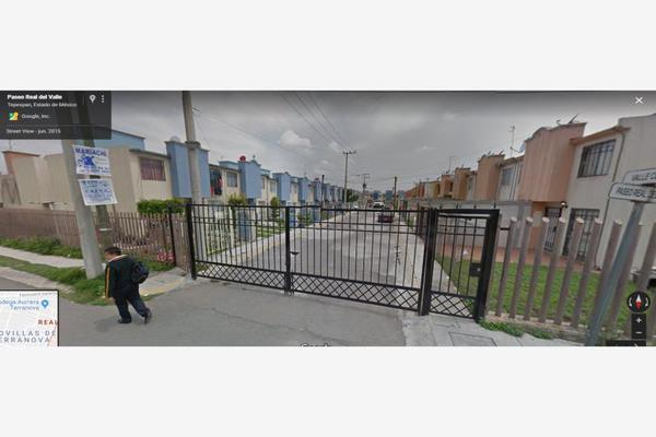 Foto de casa en venta en valle de las rosas c20, real del valle 2a sección, acolman, méxico, 6147300 No. 02