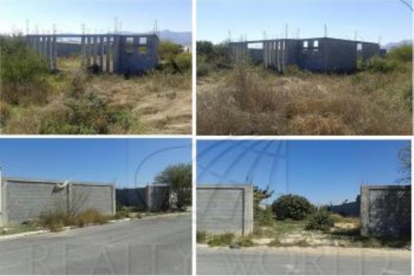 Foto de terreno habitacional en venta en  , valle de las salinas, salinas victoria, nuevo león, 5384291 No. 01