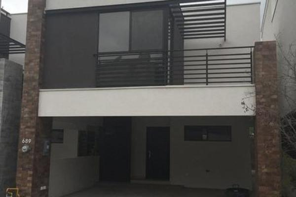 Foto de casa en venta en  , valle de lincoln, garcía, nuevo león, 11808234 No. 01