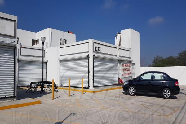 Foto de local en renta en  , valle de lincoln sector san josé 2da etapa, garcía, nuevo león, 8172207 No. 01