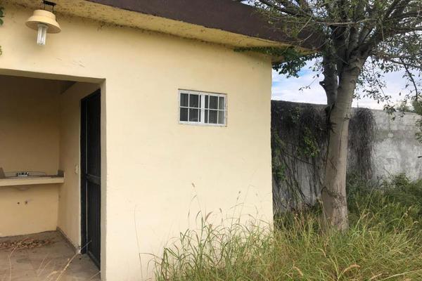 Foto de rancho en venta en valle de salinas 000, los villarreales, salinas victoria, nuevo león, 10095345 No. 13