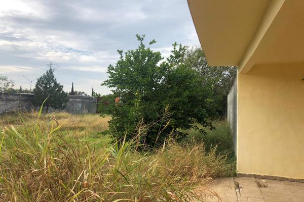 Foto de rancho en venta en valle de salinas 000, los villarreales, salinas victoria, nuevo león, 10095345 No. 14