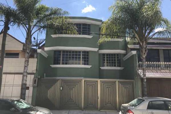 Foto de casa en venta en valle de san javier , valle de san javier, pachuca de soto, hidalgo, 6123159 No. 01