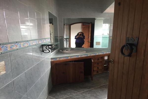 Foto de casa en renta en  , valle de santiago residencial, toluca, méxico, 14025829 No. 19