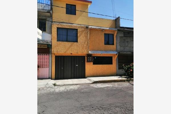 Foto de departamento en renta en valle de tamesi 52, valle de aragón 3ra sección oriente, ecatepec de morelos, méxico, 9958886 No. 01