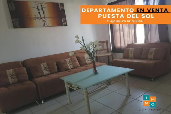 Foto de departamento en venta en  , valle de tlajomulco, tlajomulco de zúñiga, jalisco, 19732942 No. 01