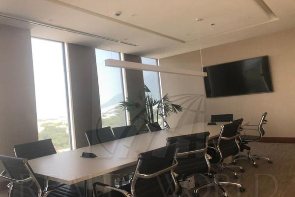 Foto de oficina en renta en  , valle del campestre, san pedro garza garcía, nuevo león, 9175977 No. 16
