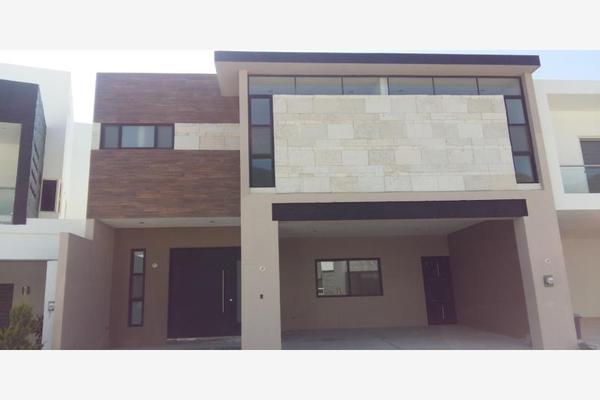 Foto de casa en venta en valle del cristal 120, valles de cristal, monterrey, nuevo león, 5831432 No. 01