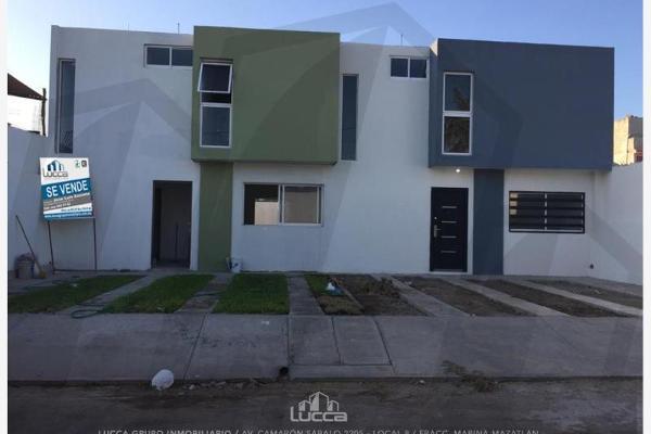 Foto de casa en venta en  , valle del ejido, mazatlán, sinaloa, 11448318 No. 01