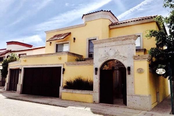 Foto de casa en venta en  , valle del lago, hermosillo, sonora, 3161086 No. 01