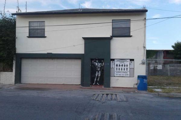 Foto de casa en venta en valle del río bravo , ampliación valle alto, matamoros, tamaulipas, 9247641 No. 01