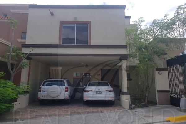 Foto de casa en venta en  , valle del seminario 1 sector, san pedro garza garcía, nuevo león, 9283476 No. 01