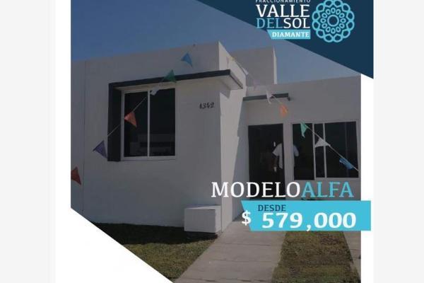Foto de casa en venta en valle del sol 1, del valle, villa de álvarez, colima, 9945562 No. 01