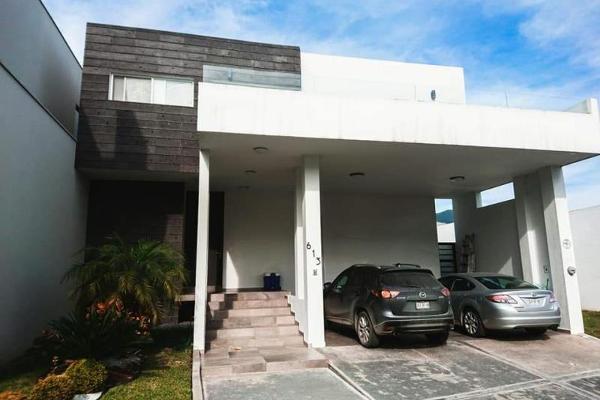 Foto de casa en venta en valle del vergel 0, valle del vergel, monterrey, nuevo león, 8844230 No. 01
