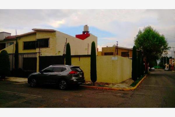 Foto de casa en venta en valle don cailo 1, valle don camilo, toluca, méxico, 5896568 No. 01