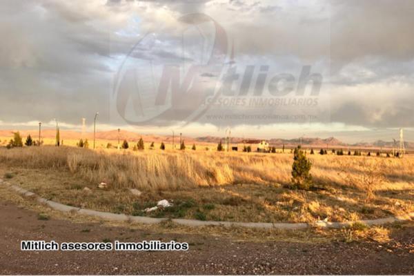 Foto de terreno comercial en venta en  , ampliación valle dorado, chihuahua, chihuahua, 5376485 No. 04
