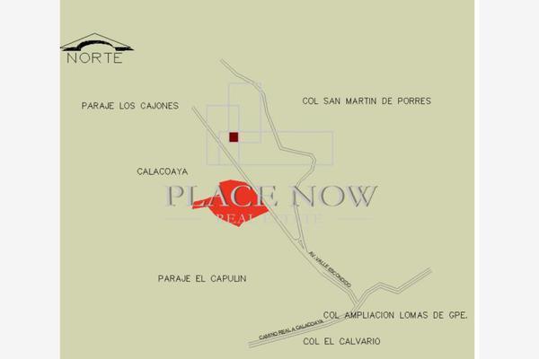 Foto de terreno habitacional en venta en valle escondido 000, calacoaya, atizapán de zaragoza, méxico, 15245673 No. 15