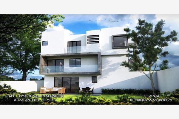 Foto de casa en venta en  , valle escondido, atizapán de zaragoza, méxico, 8679305 No. 01