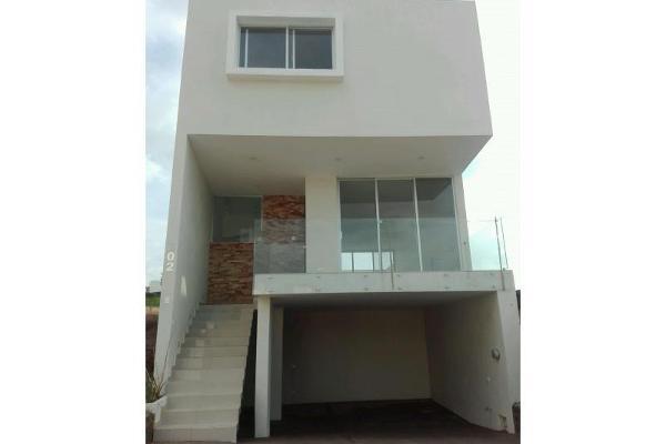 Foto de casa en venta en  , esencia residencial, zapopan, jalisco, 5954020 No. 01