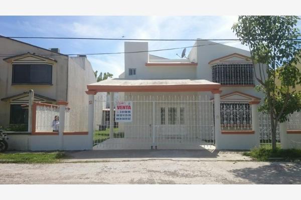 Foto de casa en venta en fraccionamiento valle marino , valle marino, centro, tabasco, 2665551 No. 01