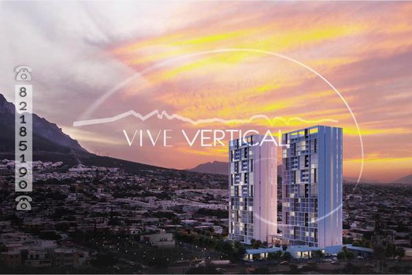 Foto de departamento en venta en valle poniente 1, bosques de la huasteca, santa catarina, nuevo león, 6132269 No. 02