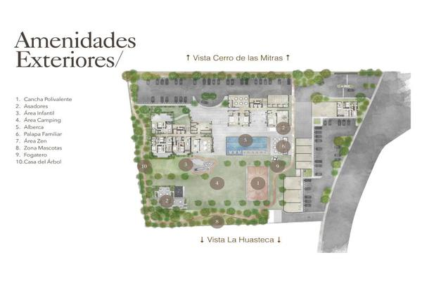 Foto de departamento en venta en valle poniente 1, bosques de la huasteca, santa catarina, nuevo león, 6132269 No. 13