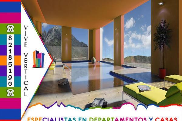 Foto de departamento en venta en valle poniente 1, las montañas, santa catarina, nuevo león, 6157601 No. 01