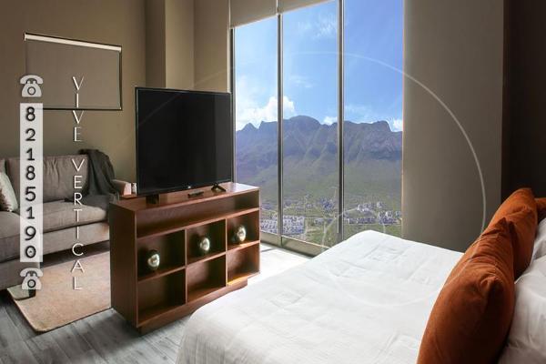 Foto de departamento en venta en valle poniente 1, las montañas, santa catarina, nuevo león, 6157601 No. 10