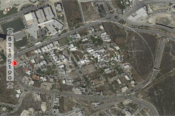 Foto de terreno habitacional en venta en valle poniente 1, residencial cordillera, santa catarina, nuevo león, 8842690 No. 01