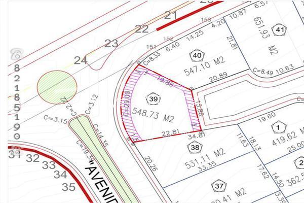 Foto de terreno habitacional en venta en valle poniente 1, residencial cordillera, santa catarina, nuevo león, 8842690 No. 02