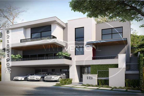 Foto de casa en venta en valle poniente 1, zona valle poniente, san pedro garza garcía, nuevo león, 6188482 No. 01