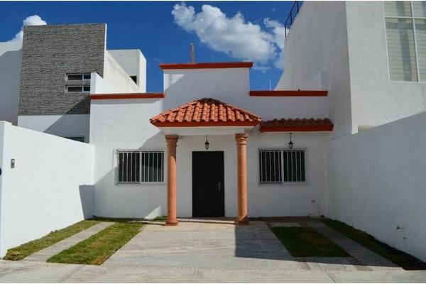 Foto de casa en venta en  , valle real residencial, corregidora, querétaro, 9924956 No. 01