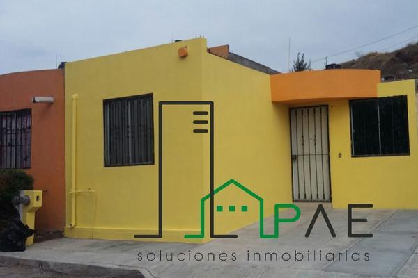 Foto de casa en venta en  , valle real, tarímbaro, michoacán de ocampo, 5350773 No. 01
