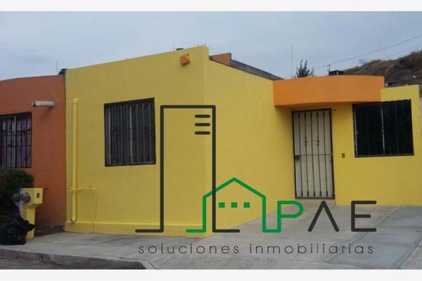 Foto de casa en venta en  , valle real, tarímbaro, michoacán de ocampo, 6183108 No. 01