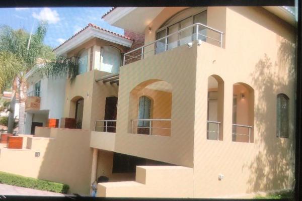 Foto de casa en venta en  , valle real, zapopan, jalisco, 12270295 No. 01