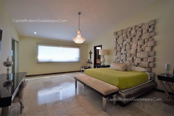 Foto de casa en venta en  , valle real, zapopan, jalisco, 5801789 No. 21
