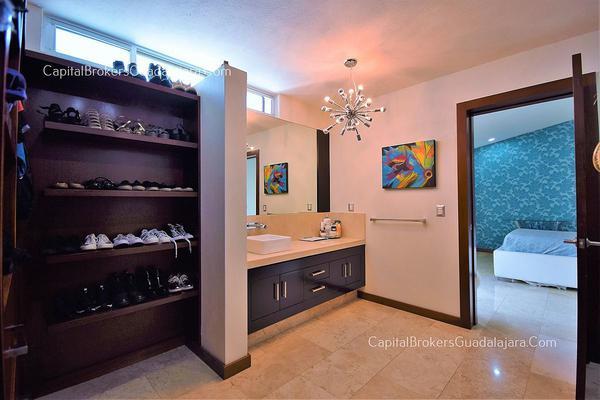 Foto de casa en venta en  , valle real, zapopan, jalisco, 5801789 No. 31