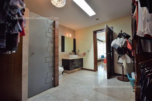 Foto de casa en venta en  , valle real, zapopan, jalisco, 5801789 No. 34