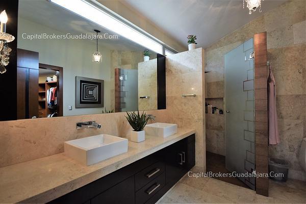 Foto de casa en venta en  , valle real, zapopan, jalisco, 5801789 No. 36