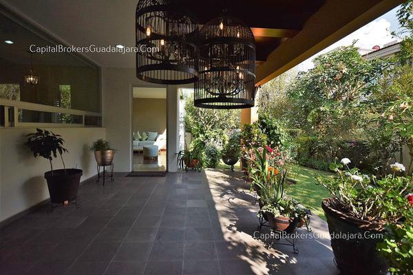Foto de casa en venta en  , valle real, zapopan, jalisco, 5801789 No. 41