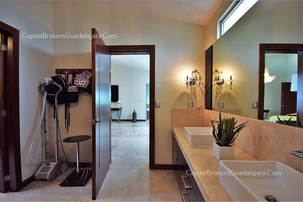 Foto de casa en venta en  , valle real, zapopan, jalisco, 5801789 No. 43