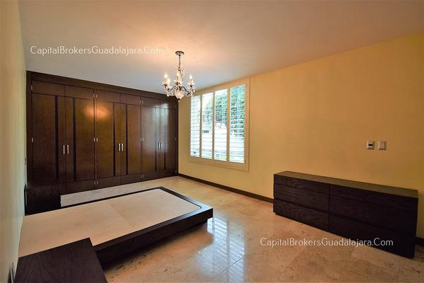 Foto de casa en venta en  , valle real, zapopan, jalisco, 5801789 No. 44