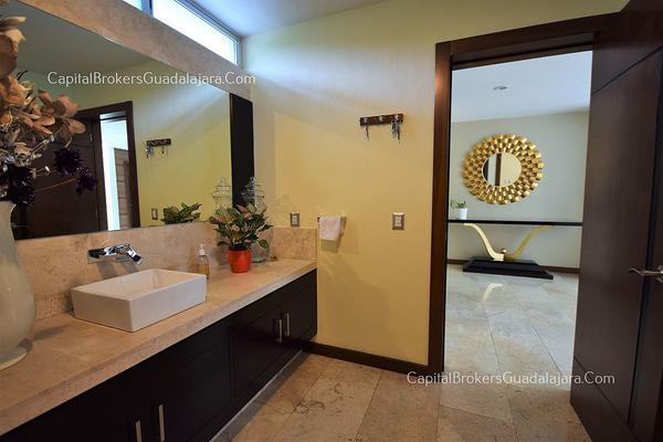 Foto de casa en venta en  , valle real, zapopan, jalisco, 5801789 No. 45